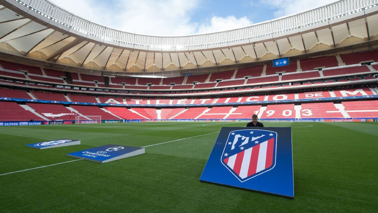 tickets Atletico Madrid