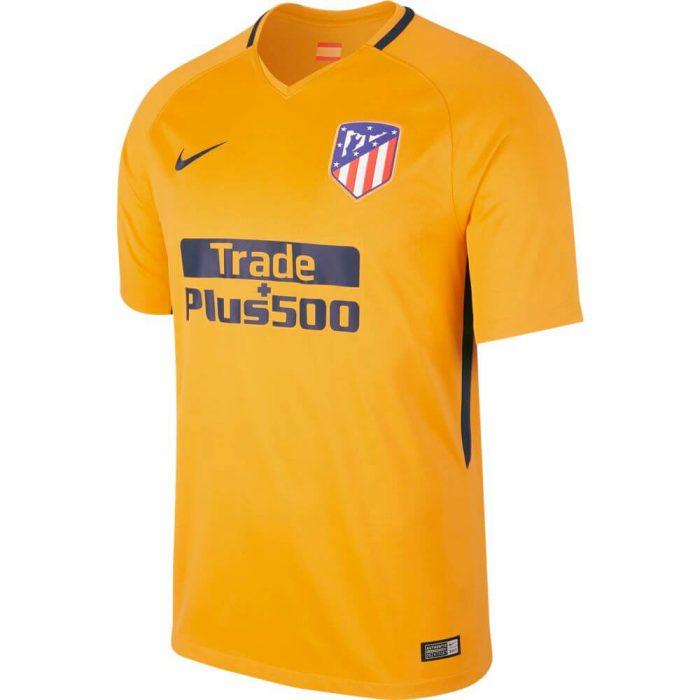 Nike Atletico Madrid Uitshirt 2017-2018