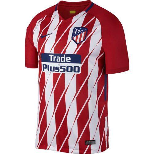 Nike Atletico Madrid Thuisshirt 2017-2018