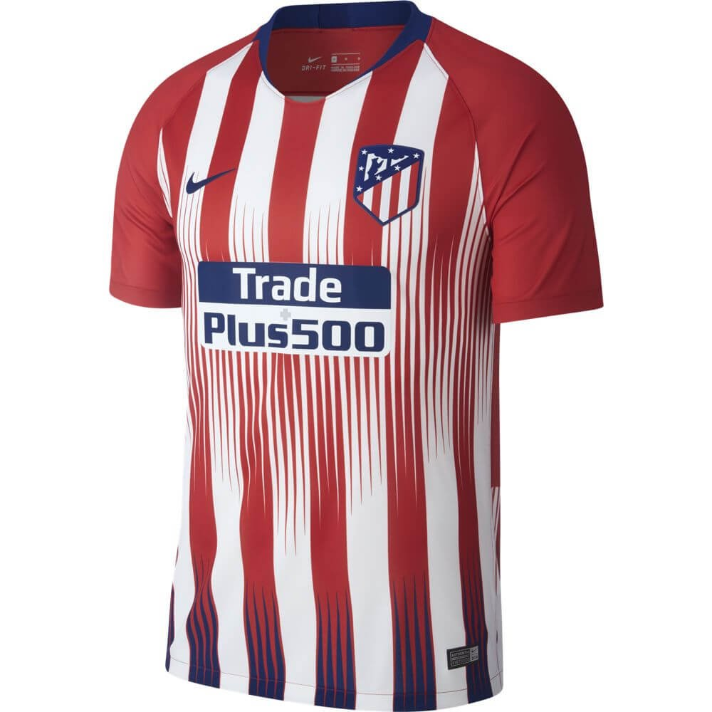 Nike Atletico Madrid Thuisshirt 2018-2019