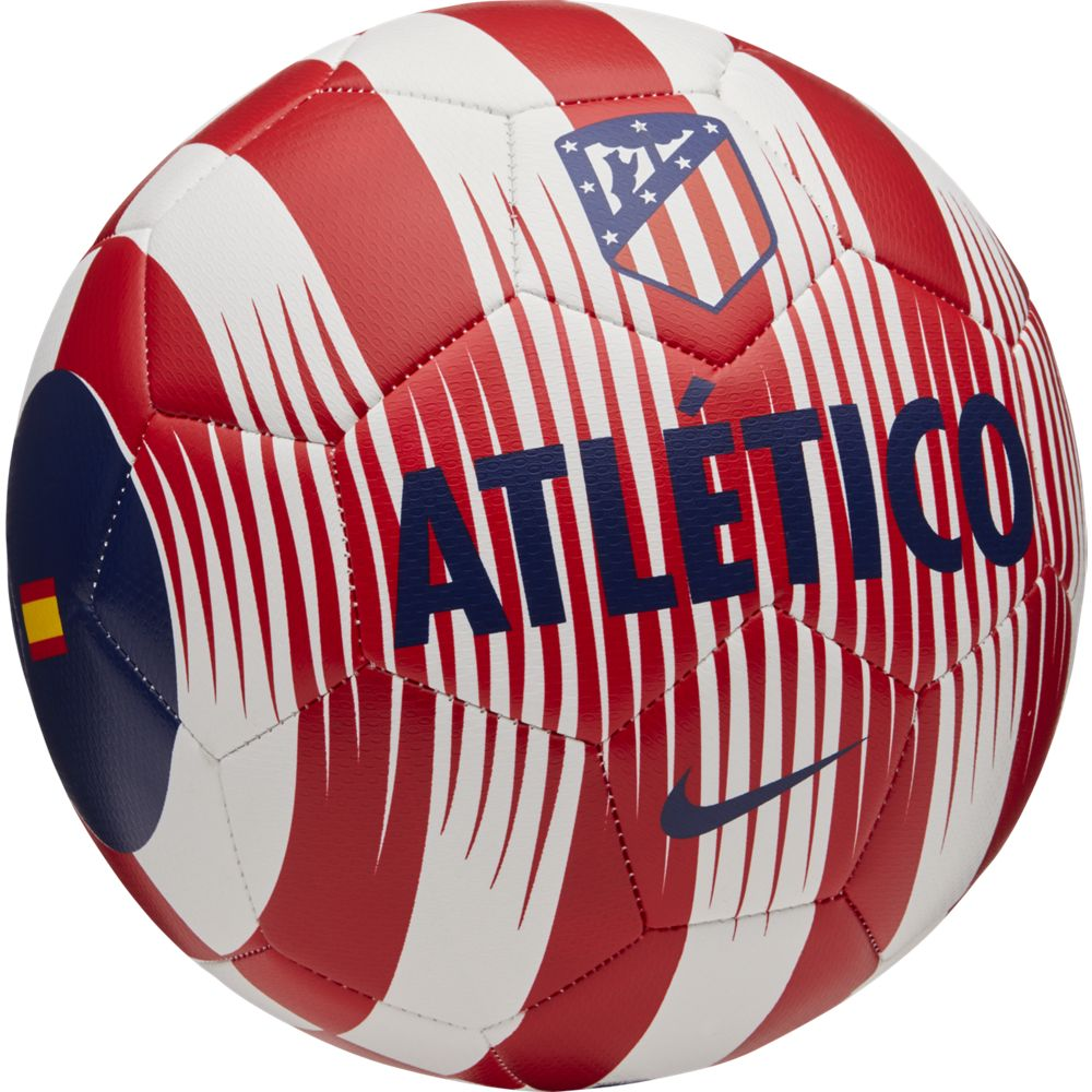 Nike Atletico Madrid Prestige Voetbal White Sport Red Deep Royal