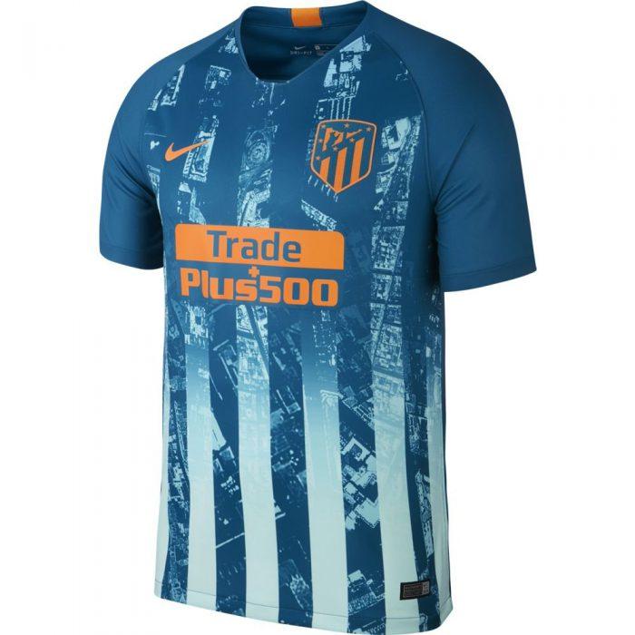 Nike Atletico Madrid 3rd Shirt 2018-2019