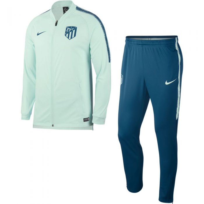 Nike Atletico Madrid Dry Squad Trainingspak 2018-2019 Iglo Green