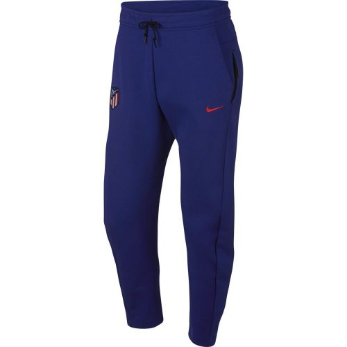 Nike Atletico Madrid Tech Fleece Broek Donkerblauw