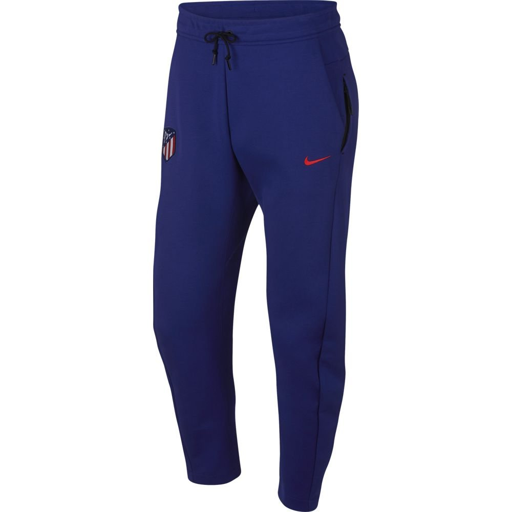 Nike Atletico Madrid Tech Fleece Trainingsbroek Donkerblauw