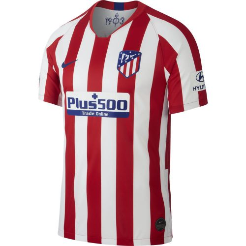 Nike Atletico Madrid Thuisshirt 2019-2020 Kids