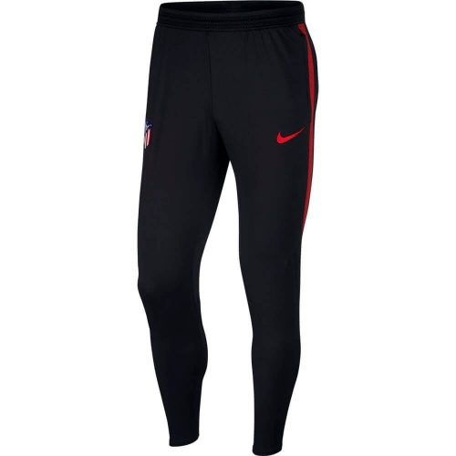 Nike Atletico Madrid Dry Strike Trainingsbroek KP 2019-2020 Zwart