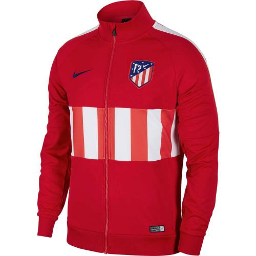 Nike Atletico Madrid I96 Trainingsjack 2019-2020 Rood