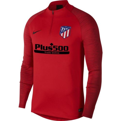 Nike Atletico Madrid Dry Strike Trainingstrui 2019-2020 Rood