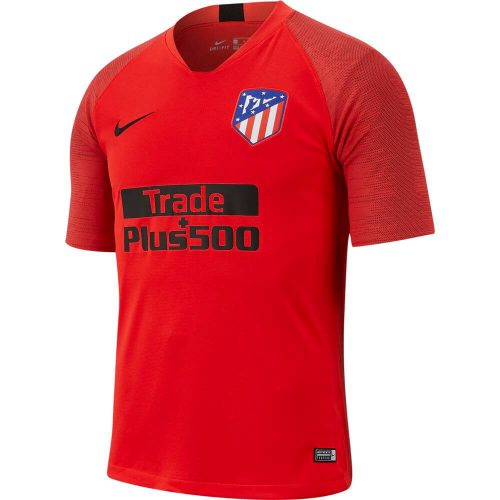 Nike Atletico Madrid Breathe Strike Trainingsshirt 2019-2020 Rood