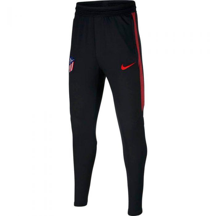 Nike Atletico Madrid Dry Strike Trainingsbroek KP Kids Zwart Rood
