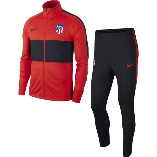 Nike Atletico Madrid Dry Strike Trainingspak 2019-2020 Kids Rood