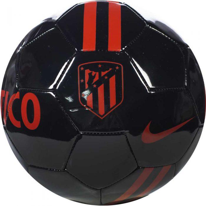 Nike Atletico Madrid Voetbal Zwart Rood