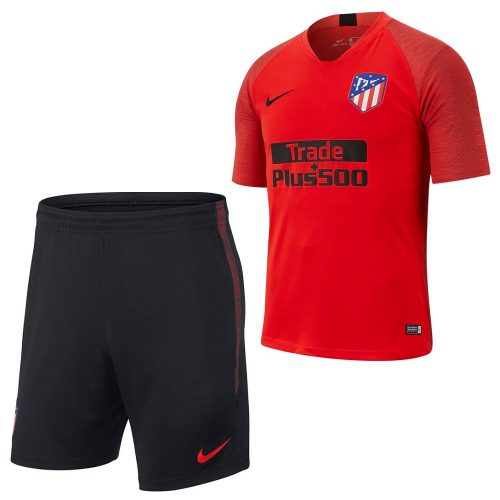 Nike Atletico Madrid Trainingsset 2019-2020 Rood