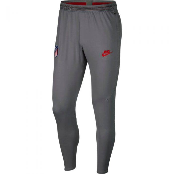Nike Atletico Madrid Dry Strike Trainingsbroek KP Champions League 2019-2020 Grijs
