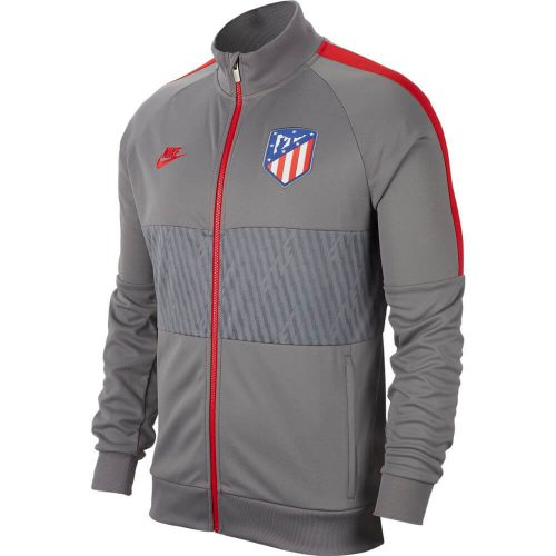 Nike Atletico Madrid I96 Champions League Trainingsjack 2019-2020 Grijs
