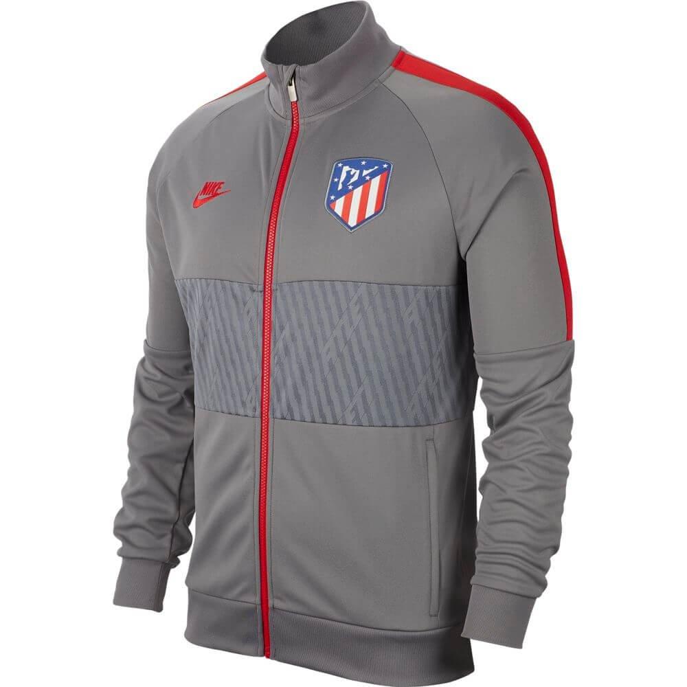Nike Atletico Madrid I96 Champions League Trainingsjack 2019-2020 Grijs