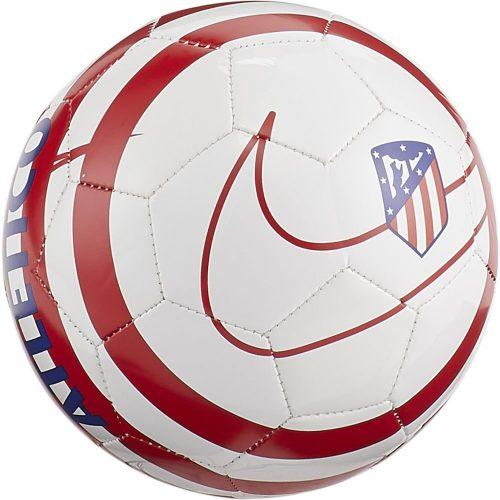 Nike Atletico Madrid Skills Mini Voetbal Wit Rood Blauw